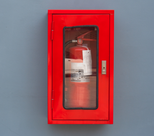 Fire Safety Products: Fraser, MI | Fire Extinguisher Service & Sales - products-enhanced-equipment-cabinets