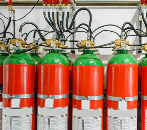 Fire Safety Products: Fraser, MI | Fire Extinguisher Service & Sales - products-enhanced-fire-suppression-system